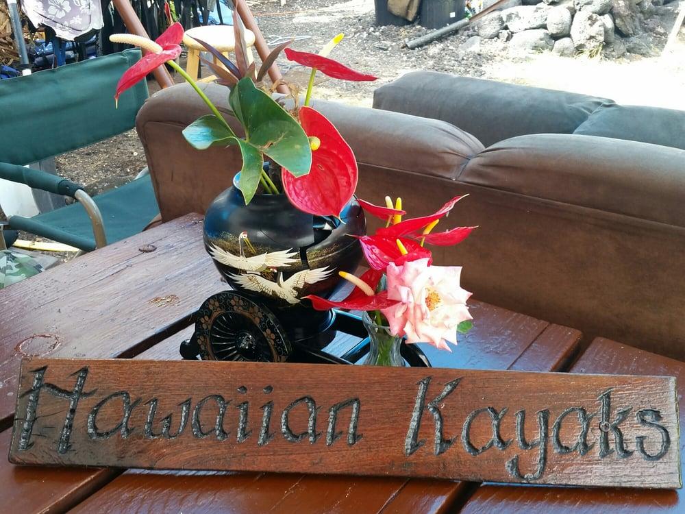 Hawaiian Kayak Rentals: Kealakekua Bay, HI