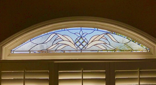 Ocean Stained Glass