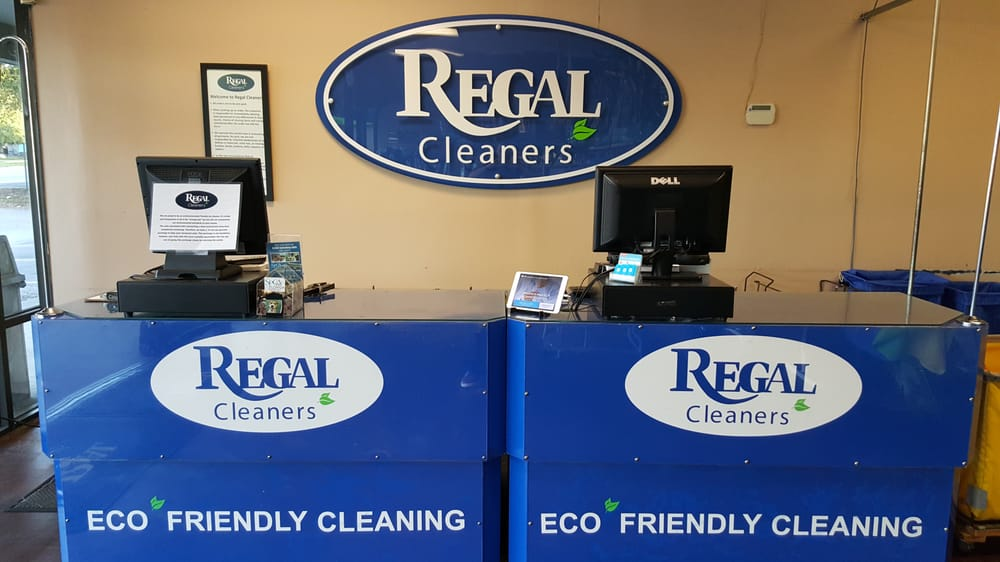 Photos For Regal Cleaners Yelp