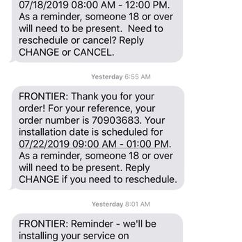 frontier communications - 31 Photos & 332 Reviews