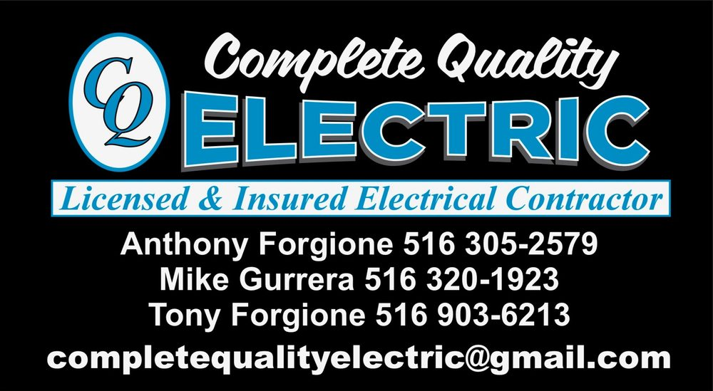Complete Quality Electric: Levittown, NY