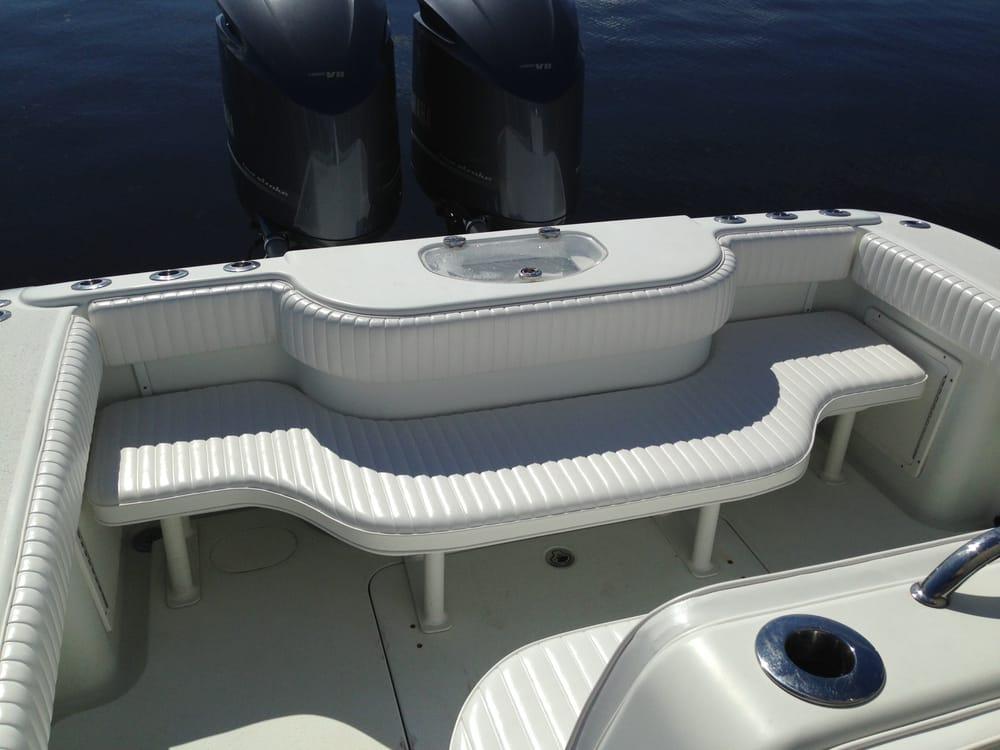 Vinyl Tek Boat Repair 1535 S Cypress Dr Jupiter Fl Phone Number Yelp