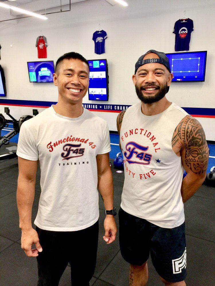 F45 Training Rancho Penasquitos