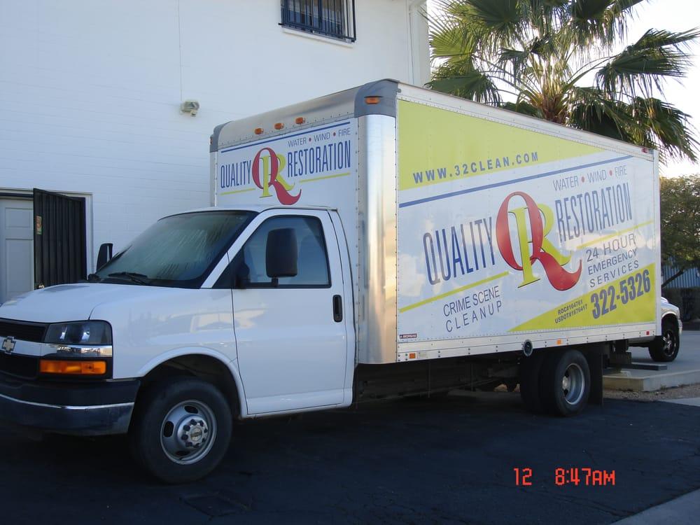 Quality Restoration: 2880 N El Burrito Ave, Tucson, AZ