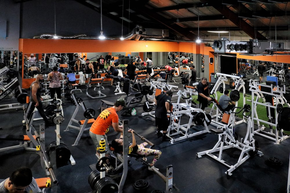 Be Fit Gym: 2420 Rusk St, Houston, TX