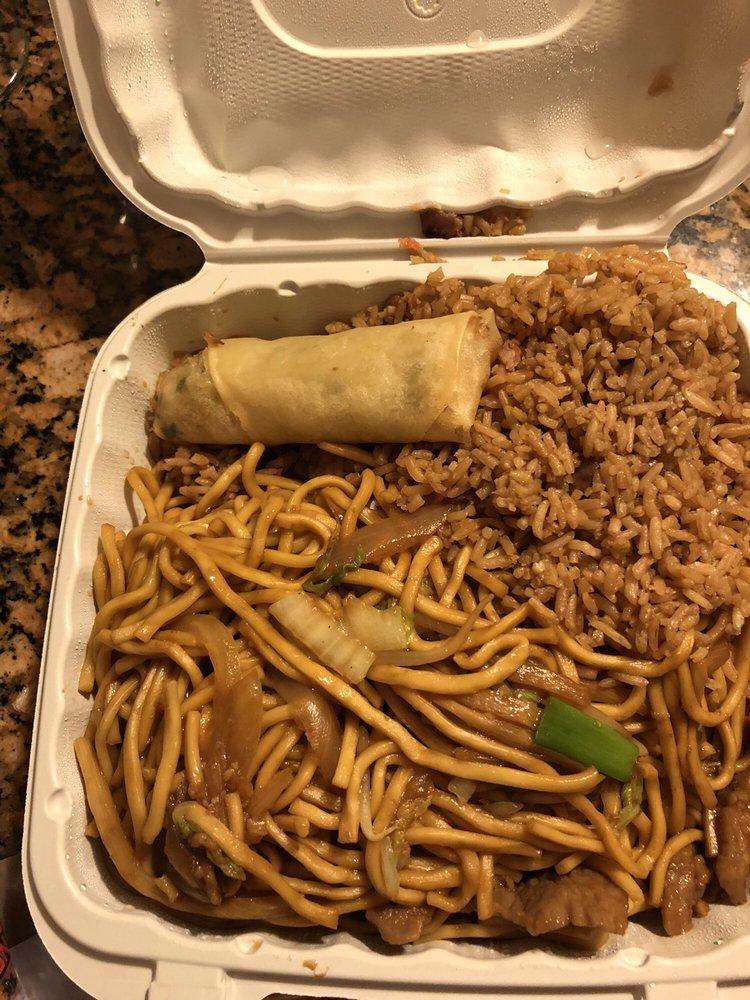 Food from Golden Chopsticks