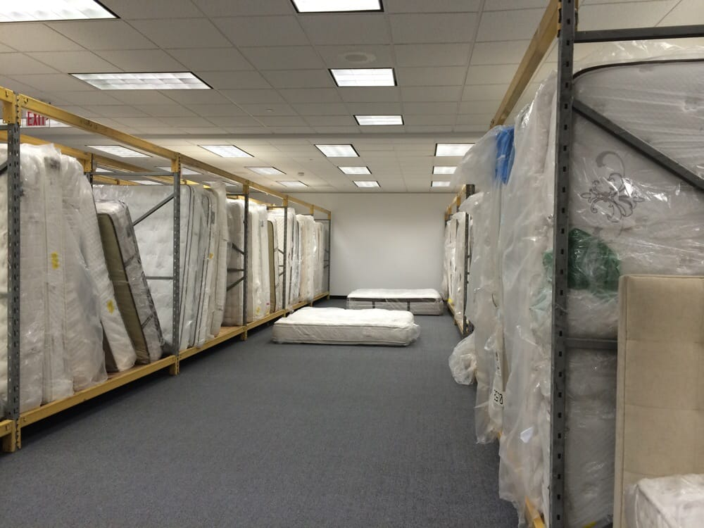 Warehouse of Kluft and Shifman Mattresses Yelp