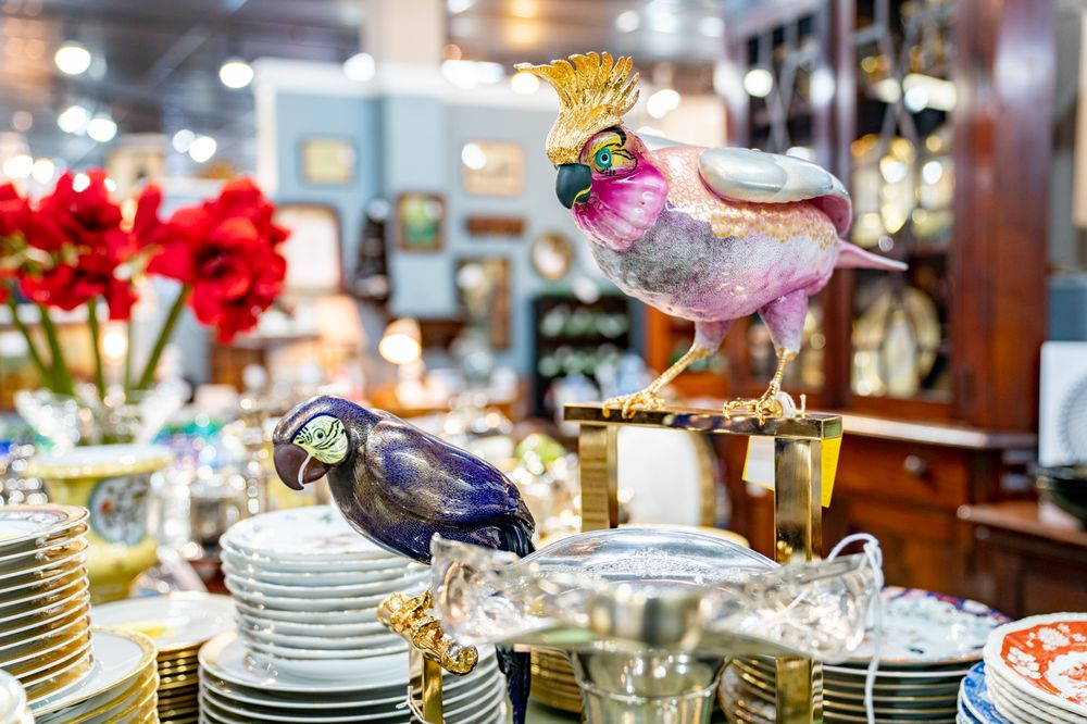 High Street Antiques & Design: 800 N Central Expy, Plano, TX