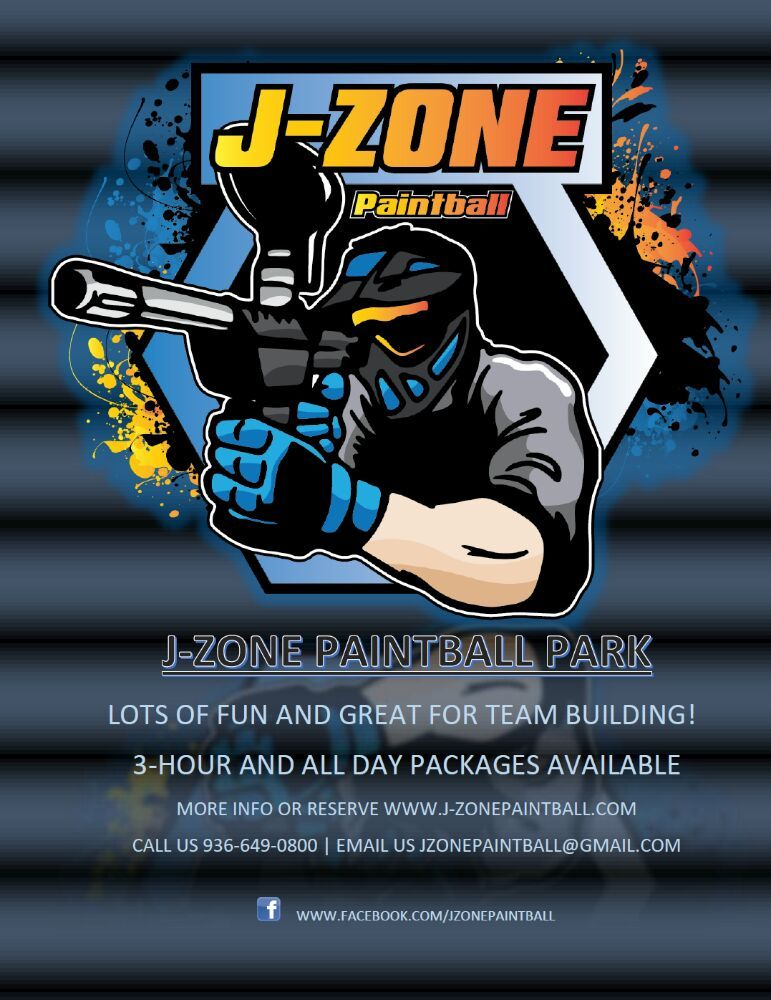 Social Spots from J-Zone Paintball
