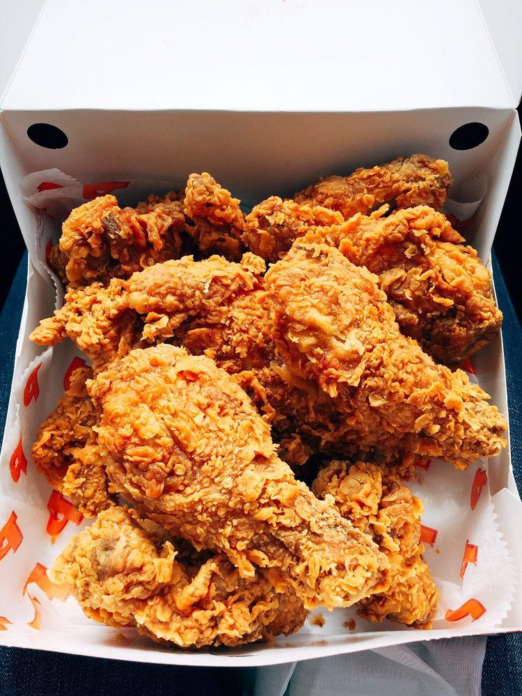 Popeyes Louisiana Kitchen: 330 Windsor Hwy, New Windsor, NY