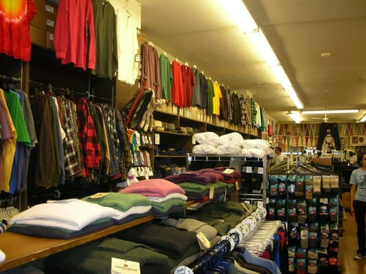Sams clothing store