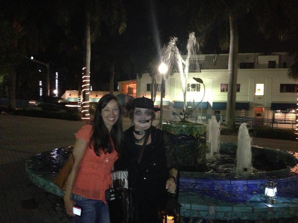 Wicked Delray Ghost Tours: 801 E Atlantic Ave, Delray Beach, FL