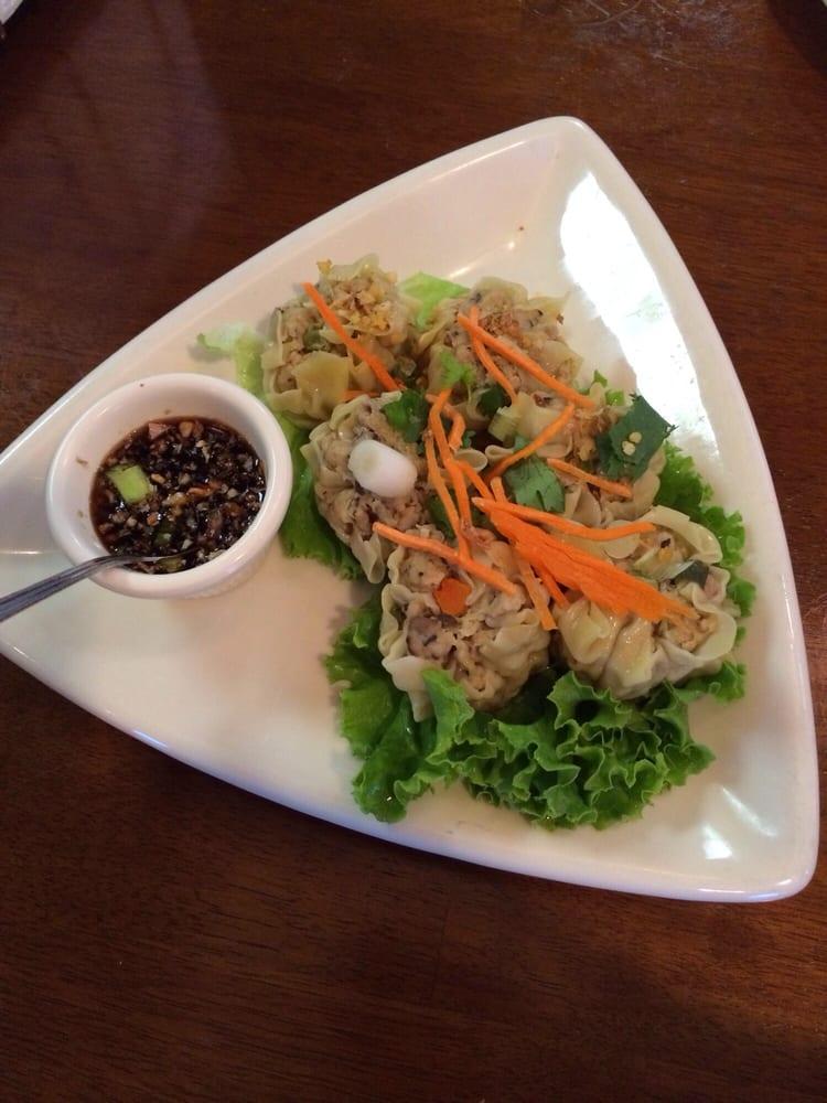Steamed Thai Dumplings Yelp