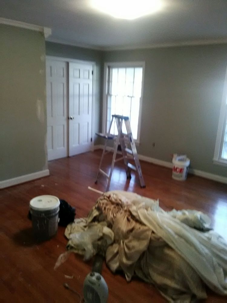 Photo of Mike Bell Painting: Belton, SC