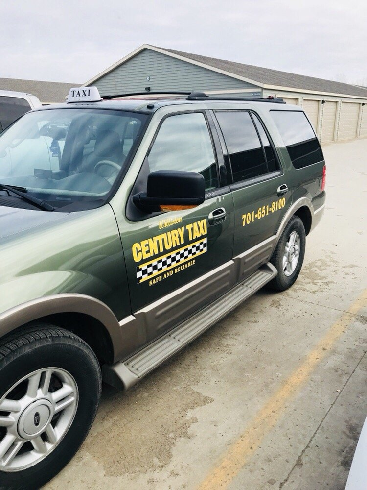 Century Taxi Service: 1016 9th Ave NW, Williston, ND