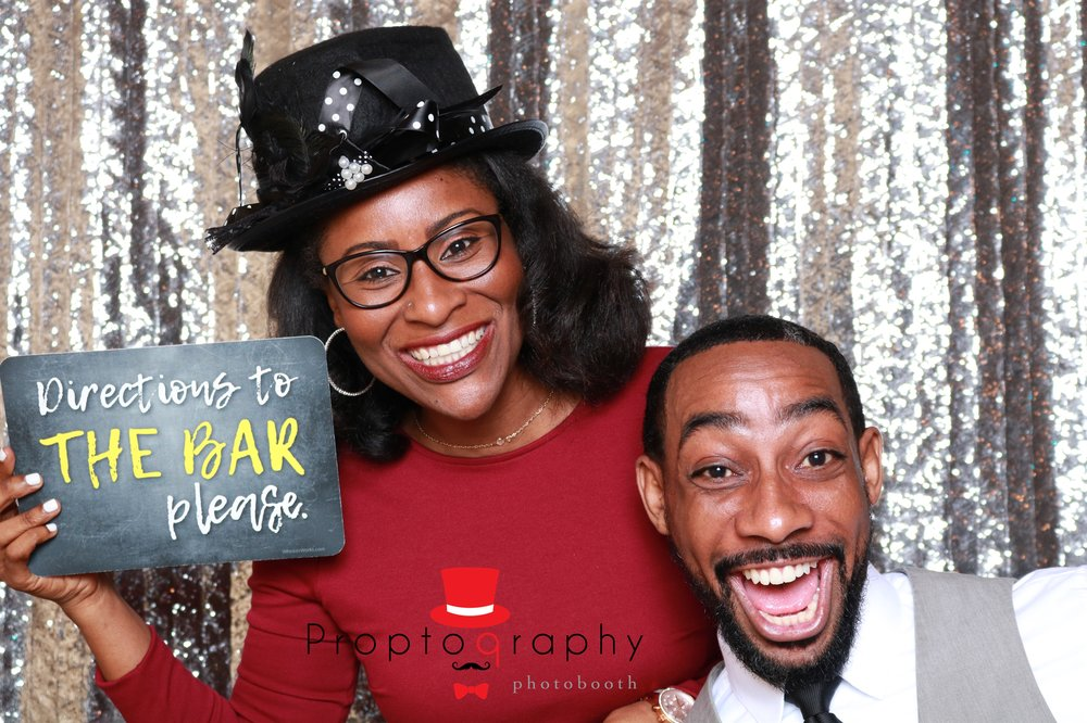 Proptography Photo Booth: Baltimore, MD