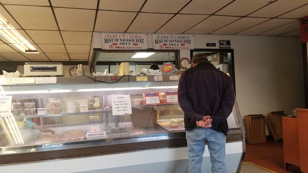 Azman Quality Meats: 610 E 200th St, Euclid, OH