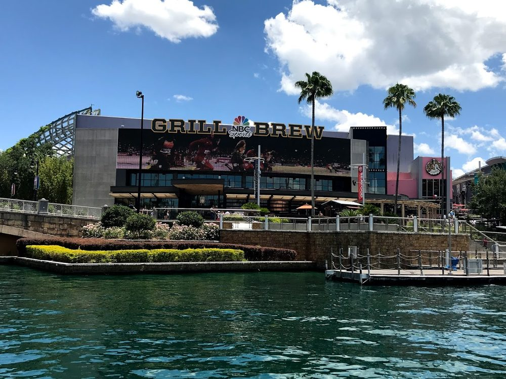 NBC Sports Grill & Brew: 6000 Universal Blvd, Orlando, FL