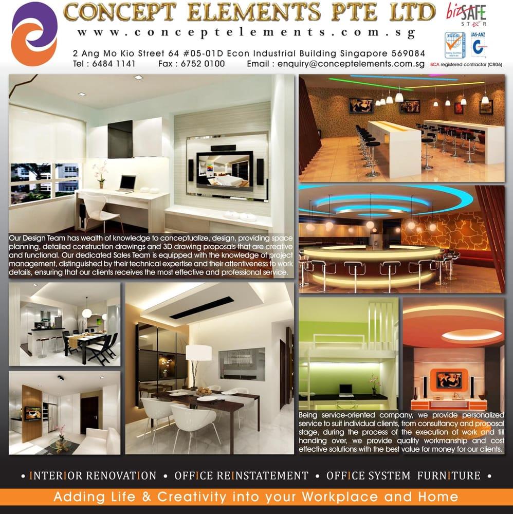 Concept Elements Pte Ltd