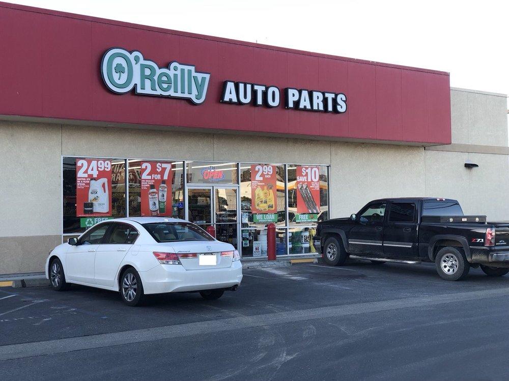 Kragen O'Reilly Auto Parts: 736 S Fortuna Blvd, Fortuna, CA
