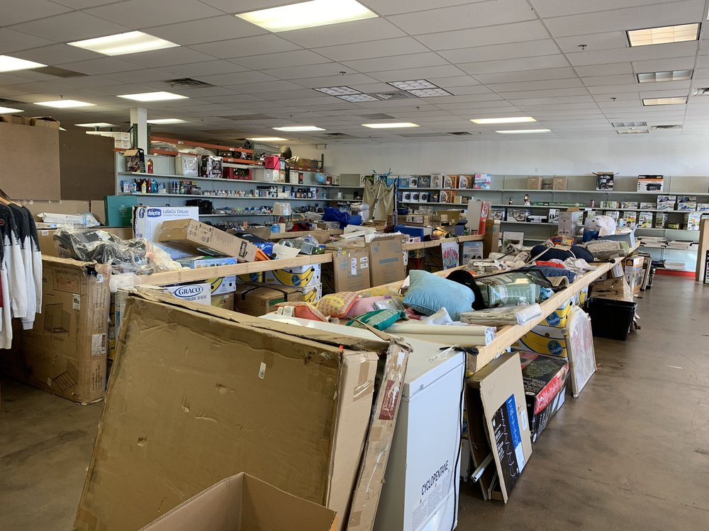 Dixie Liquidation Groceries
