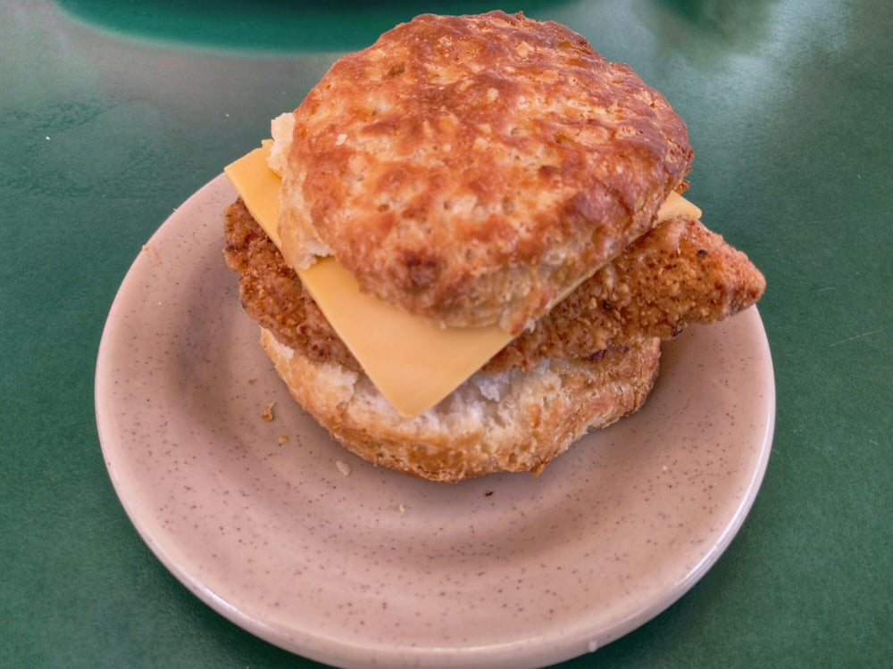 Tudors Biscuit World: 20 Shea Ave, Chapmanville, WV