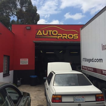 Auto pros 11 photos 51 reviews garages 816 n main for Garage auto orange