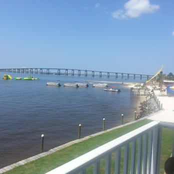 Photo Of Best Western Navarre Waterfront Fl United States View From