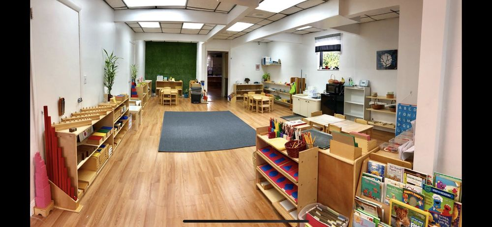 The Montessori Garden School: 8250 Bird Rd, Miami, FL
