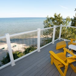 Photo Of Beachfront Inn Baileys Harbor Wi United States