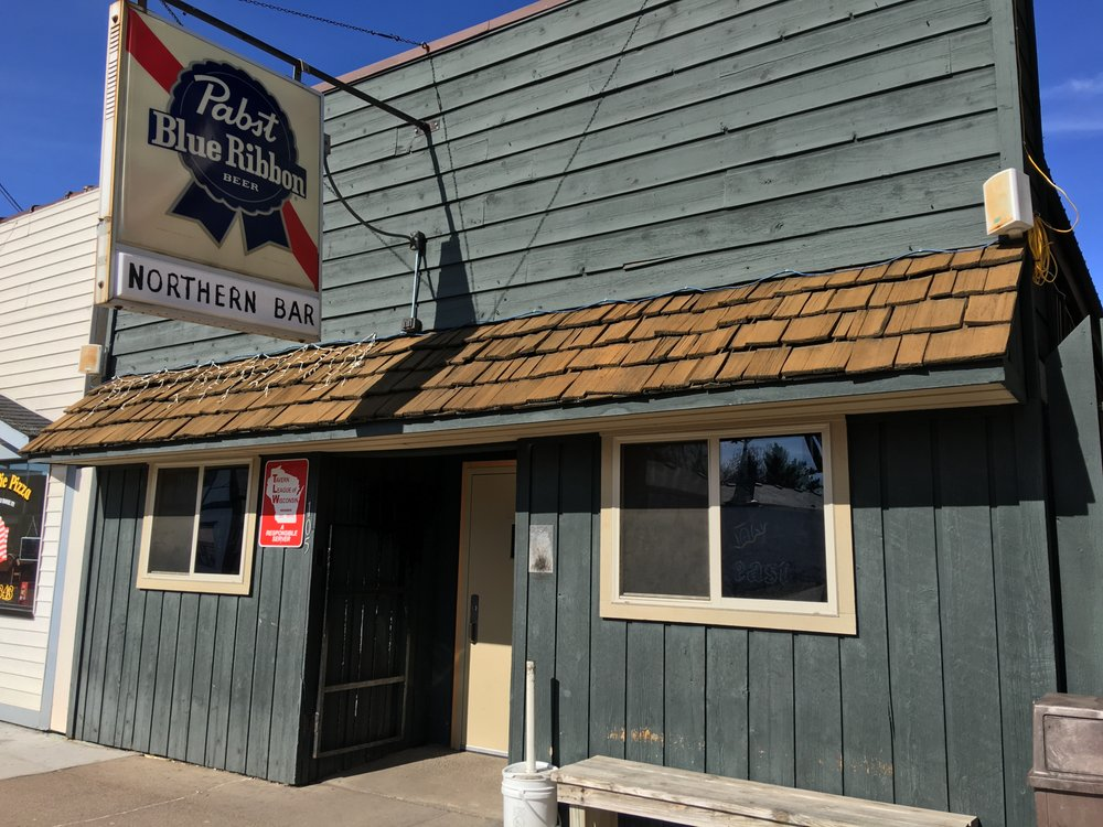 Ben's Northern Bar: 105 S Main St, Luck, WI