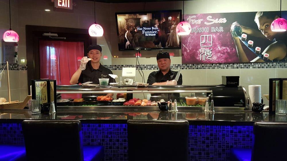 Four Seas Asian Restaurant Redwood Falls: 616 E Bridge St, Redwood Falls, MN