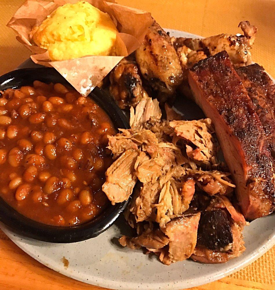 Sonny's BBQ: 12485 San Jose Blvd., Jacksonville, FL