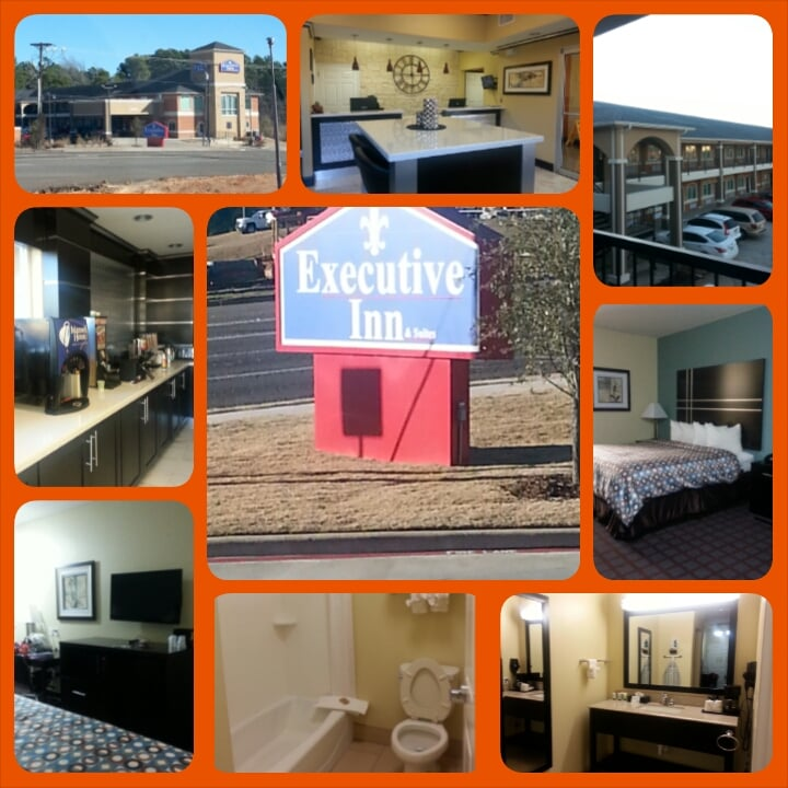 Executive Inn & Suites: 3701 Chandler Hwy, Tyler, TX