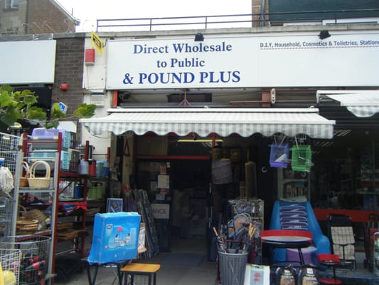 "Along from Balham station, the ubiquitous ""pound shop"" on the High Road sits opposite an organic supermarket. Progress has occasional downsides: cupcakes and artisan bread have replaced."
