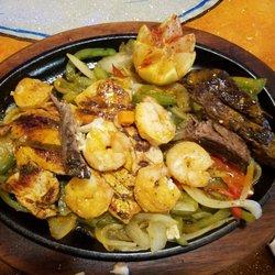 Photo Of Las Palmas Mexican Restaurant Cartersville Ga United States Combo Fajita