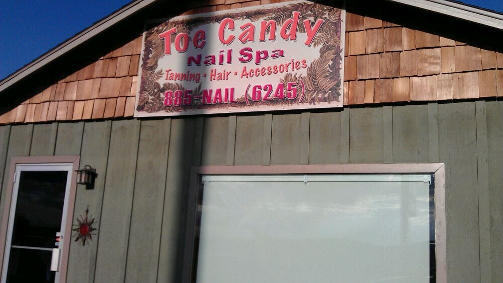 Toe Candy Nail Spa: 350 S Washington St, Afton, WY