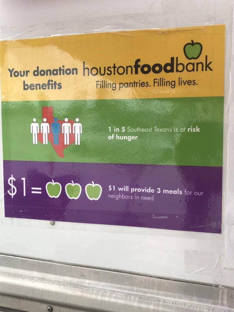Benefiting Houston Food Bank - Yelp
