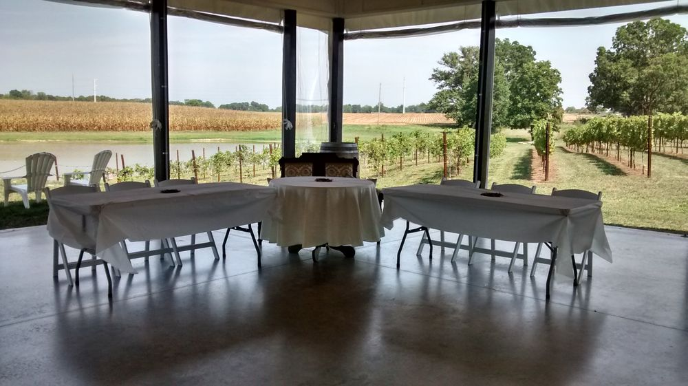 The Pour Vineyard: 9673 S Prairie Rd, Red Bud, IL