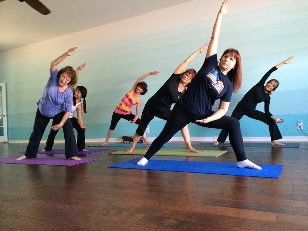 The Yoga Nook: 4449 Cochran St, Simi Valley, CA