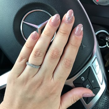 Photo Of Pink Nails South Pasadena Ca United States Ignore The Nip