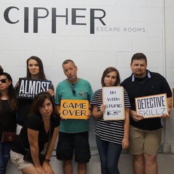 Captive Escape Room Review Yelp