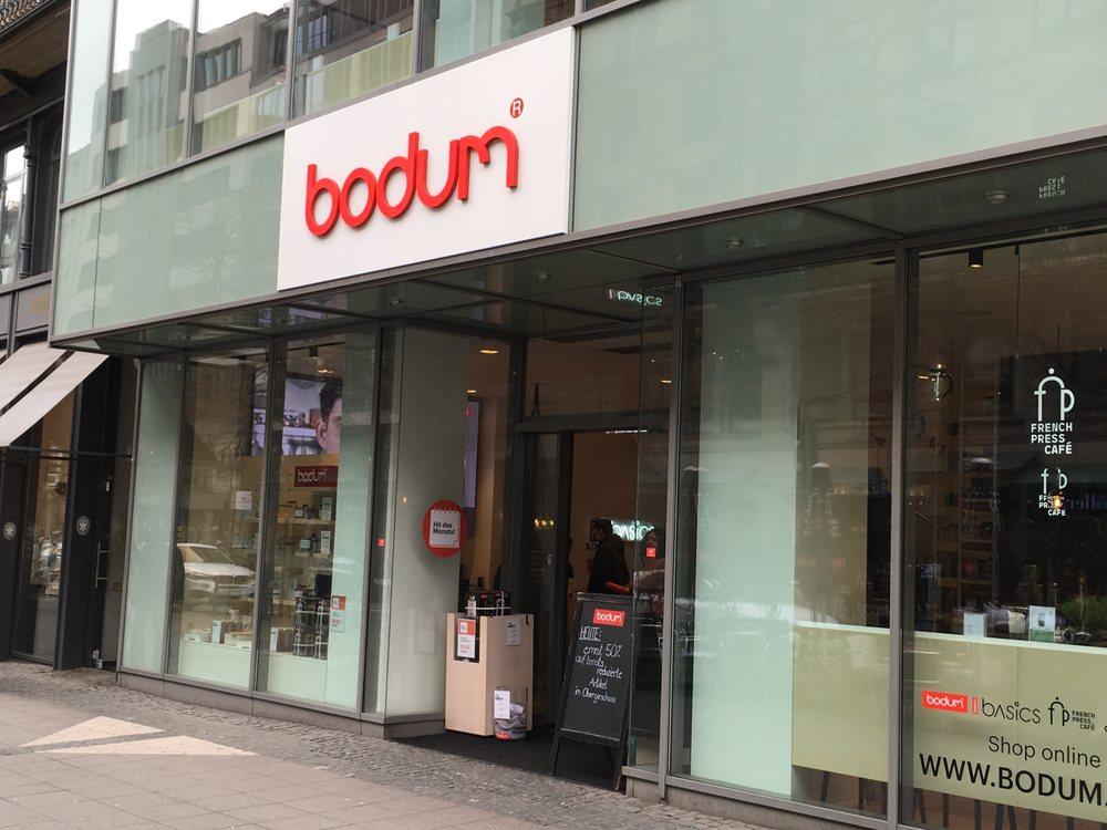 Bodum - Haushaltsgeräte - Kaiserstr. 4, Innenstadt, Frankfurt am ...