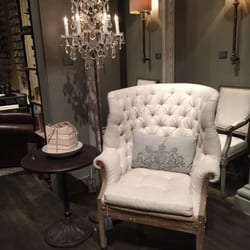 Photo of Restoration Hardware - Palo Alto, CA, United States. A seat fit