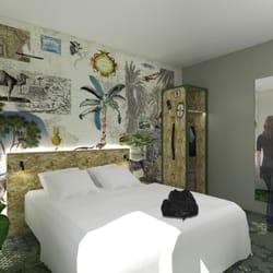 Hotel Ibis Styles Paris Boulogne Marcel Sembat Hotels 92 Bd De