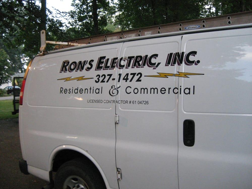 Ron's Electric: 10451 Tomkinson Dr, Scotts, MI