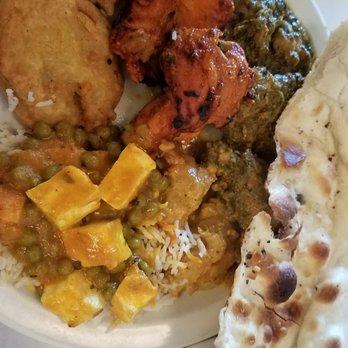 Photo Of Taj Mahal Cuisine India Restaurant Cedar Rapids Ia United States