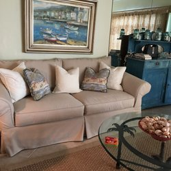 Photo Of Upholstery Slipcovers By Nora And Fabrics Bradenton Fl United