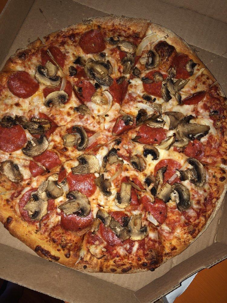 Domino's Pizza: 1937 Tyler Ave, South El Monte, CA