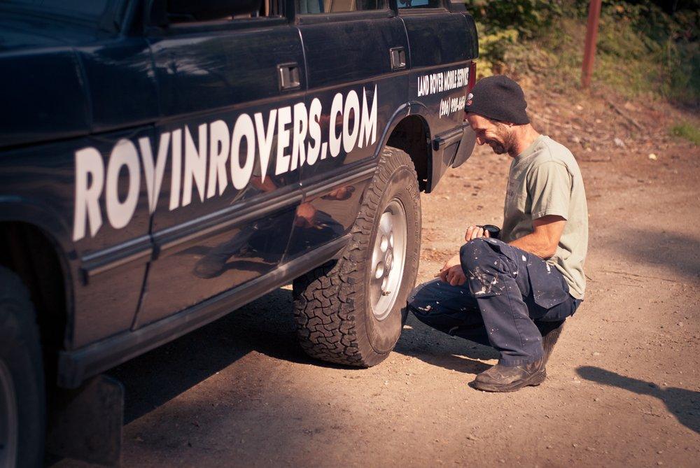 Rovin Rovers: 377 Forest Napavine Rd E, Chehalis, WA